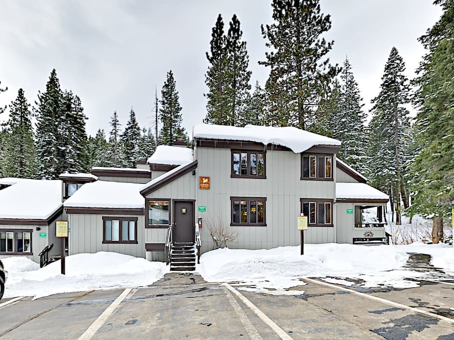 Welcome to the Squirrel Away complex in Granlibakken! This unit is professionally managed by TurnKey Vacation Rentals.