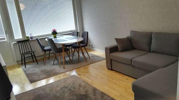 Kaksio Kuopion keskusta/One bedroom flat