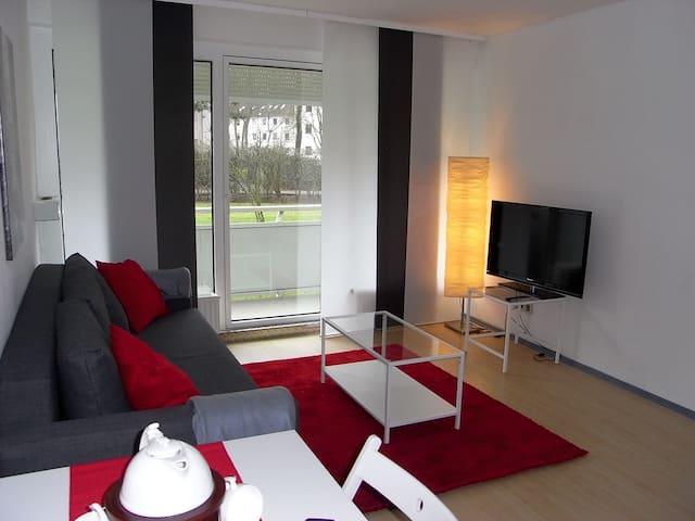 Idyllische 1-Zimmerwohnung TOP Lage - Schenefeld - Appartement