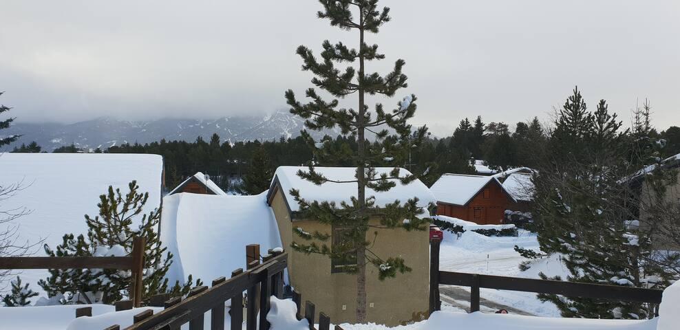 Maison des neiges