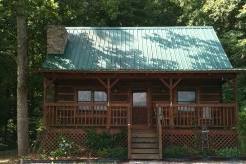 Merveilleux Cabins In Tellico Plains