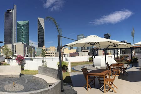 Luxurious studio apt in La Condesa apartament 2308 - Ciudad de México - Apartment