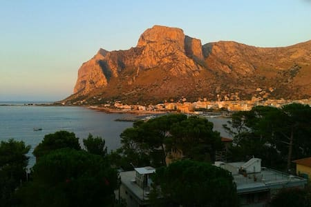Terrazza sul golfo - Palermo - Lägenhet