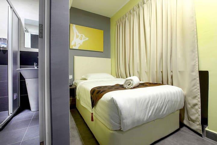 8 minutes Drive to Pantai Hospital Ampang - Selangor - Boutique hotel