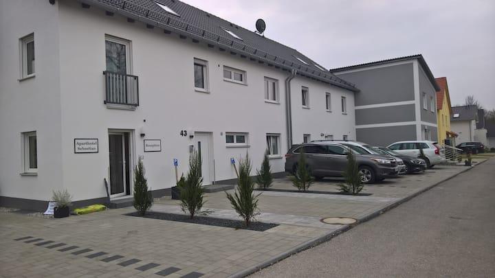 Aparthotel Sebastian