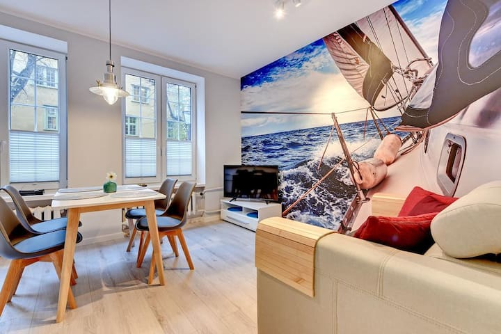 Charming and Bright Apartment - Św35/36