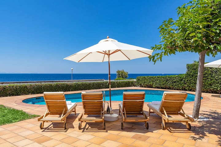 Villa Vista Cala Blanca -seaview, private pool