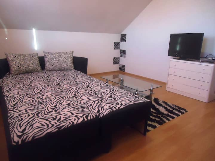 Attic Apartment in Strumica