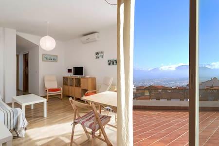 Ático a 30 min de Sierra Nevada - Armilla - Apartmen