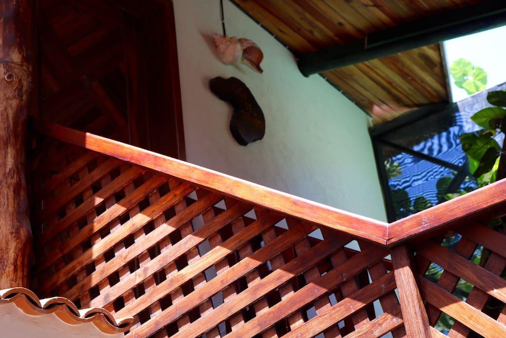Casa Del Soñador - Stairs