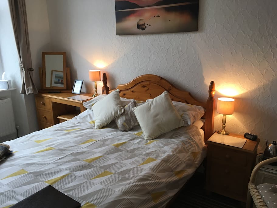 Bunk Beds Penrith : Double room in character townhouse bed and breakfasts