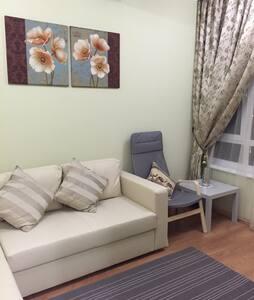 Сдается уютная двухкомнатная квартира в Геленджике