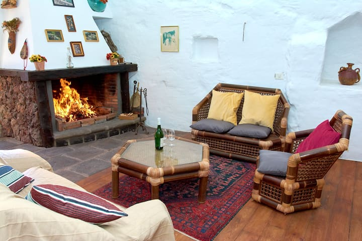 Casa Cueva En Tenerife