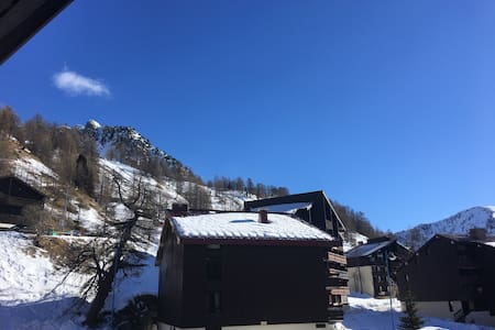 ISOLA 2000 Appartement 4/6 personnes - Isola - อพาร์ทเมนท์