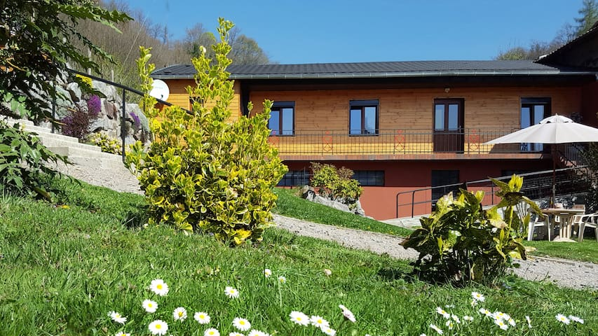 Gite Walsbach in Munster, Alsace Ideally Located - Munster - Casa