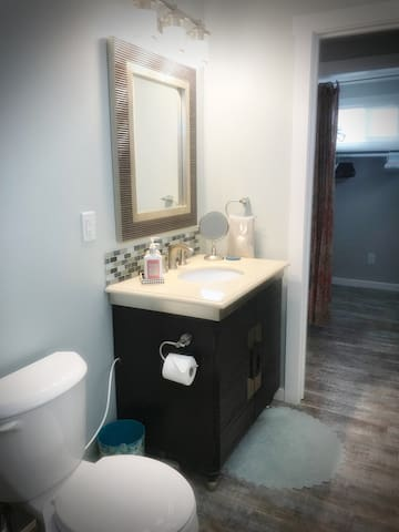 Toilet features a bidet
