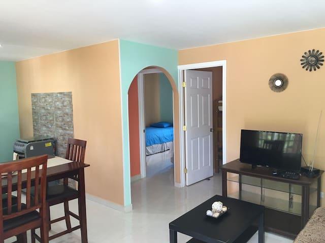Casa de campo con Vista en San Andres islas