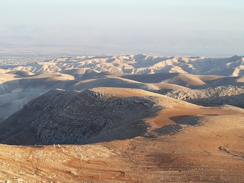 Desert Serenity - Rimonim Town