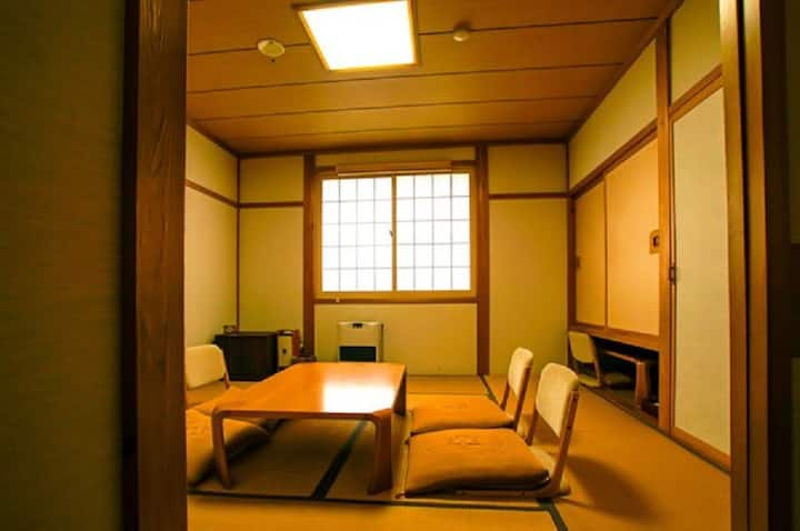 Me Japanese room