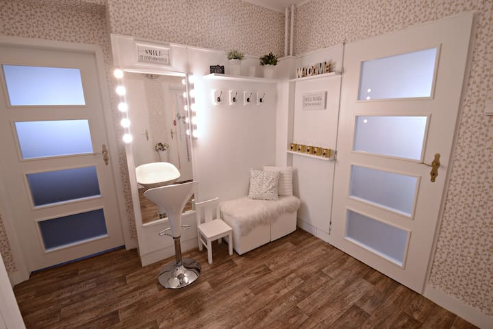Luxusní byt pro dva v Pardubicích - Pardubice
