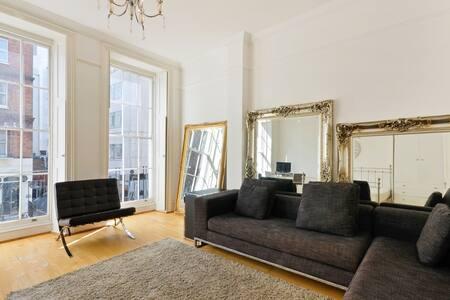 Elegant spacious studio in Marble Arch, Mayfair - London