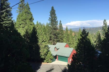 Charming Cabin Near Pinecrest--sleeps 12! - Long Barn - Cottage