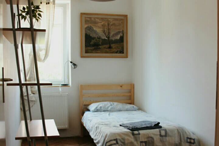 Cosy room @family place in the centre of Ljubljana