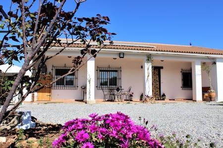 "Casa rural ""Villa Los Leones"" - Moraleda de Zafayona - Natur-Lodge"