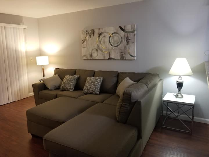 Remodeled Condo 1Bed/1BA. Close to all Attractions