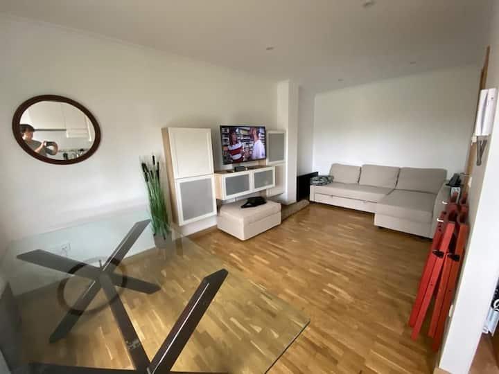 Acogedor apartamento vacacional para familias