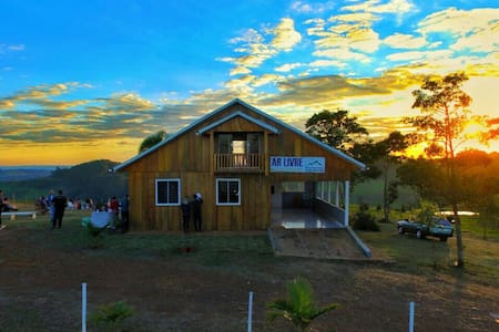 Chalé Ar Livre Hostel