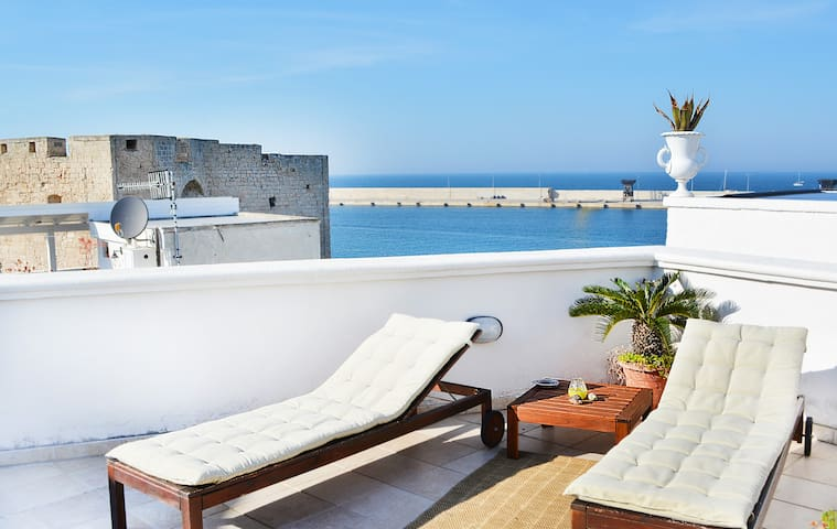 VICO CASTELLO -  Exclusive Rooftop House