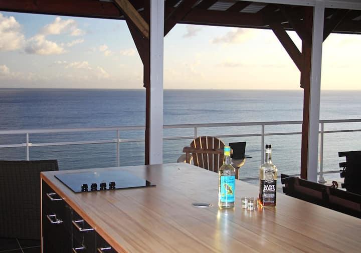 Penthouse Loft Vue Sur Mer