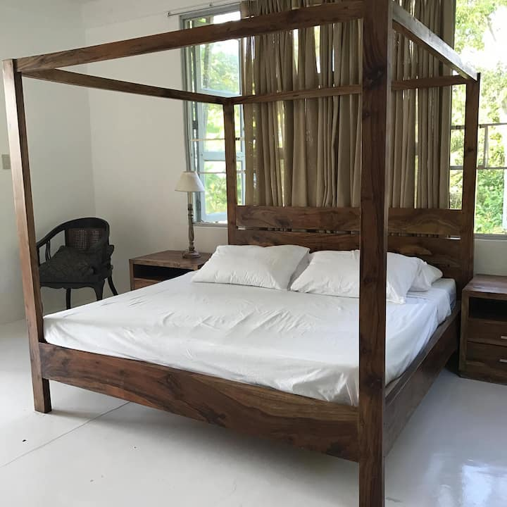 The family bedroom @ Balai LaHi