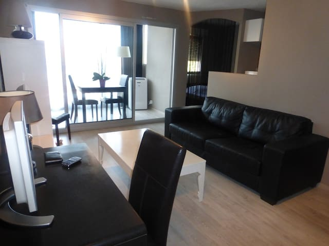 Appartement douillet & quartier Capitou - Mandelieu-la-Napoule - Apartment