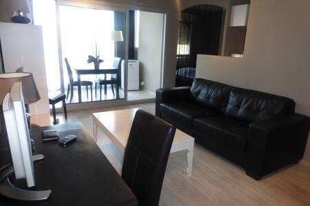 Appartement douillet & quartier Capitou - Mandelieu-la-Napoule - 公寓