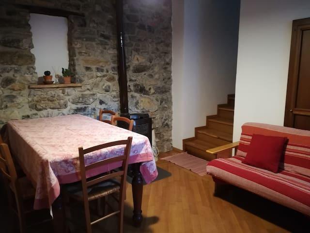 Una casetta nella tranquillità