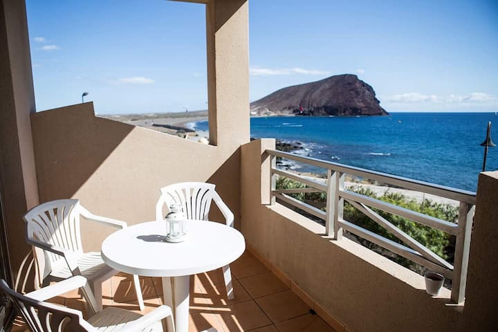Large Seafront Double Ensuite Room - Granadilla de Abona - Appartement
