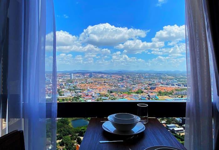 Top1 Unixx South Pattaya Sky Garden