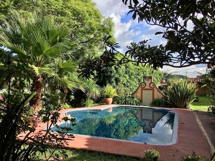 Casa deTierra (relaxing house in San Agustín Etla)