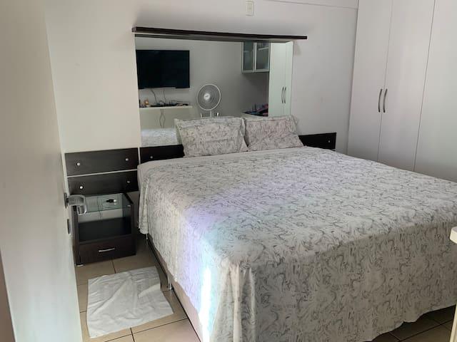 Flat mobiliado Setor Bueno Ed. BelaVista Residence