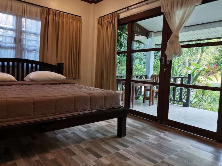 Mango House Samui The room is standard and fully