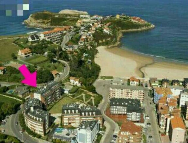 APARTAMENTO EN SUANCES PLAYA - Suances - Apartmen
