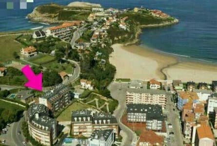 APARTAMENTO EN SUANCES PLAYA - Suances