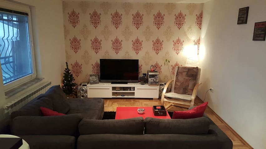 Cozy apartman with parking - Sarajevo - Talo