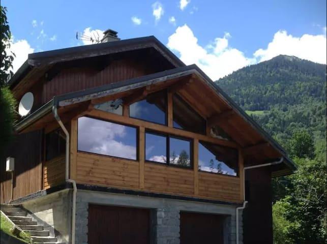 Chalet de montagne