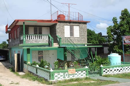 Hostal Zoila - Lorenzo - Zory  - Habitación - 2 - Playa Giron