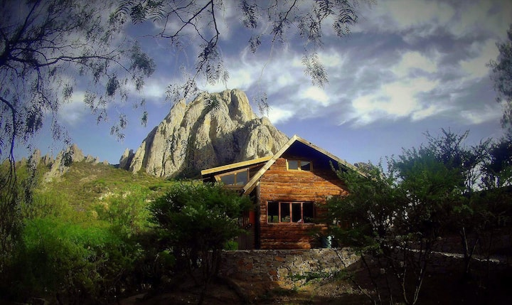 Stunning View Rustic Chalet
