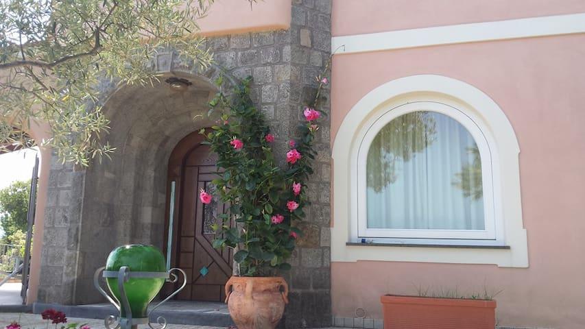 Fantastica Villa panoramica a Ischia Porto - Barano D'ischia - Rumah