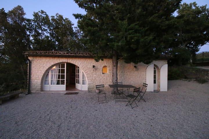 L'ORANGERIE DE BONNIEUX - Buoux - Serviced apartment